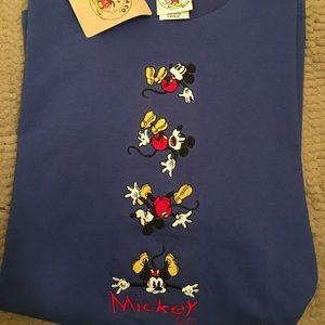 Mickey & tee vintage tee! Brand new!